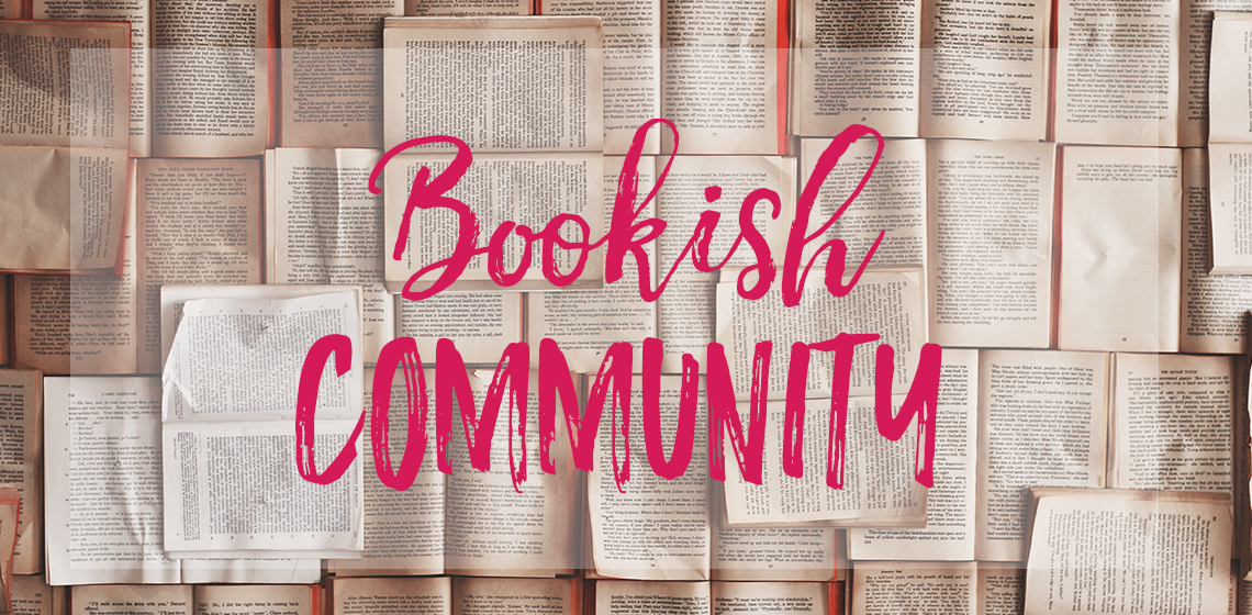 Bookish Community on trishajennreads