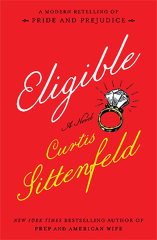 Cover to Eligible by Chris Sittenfeld