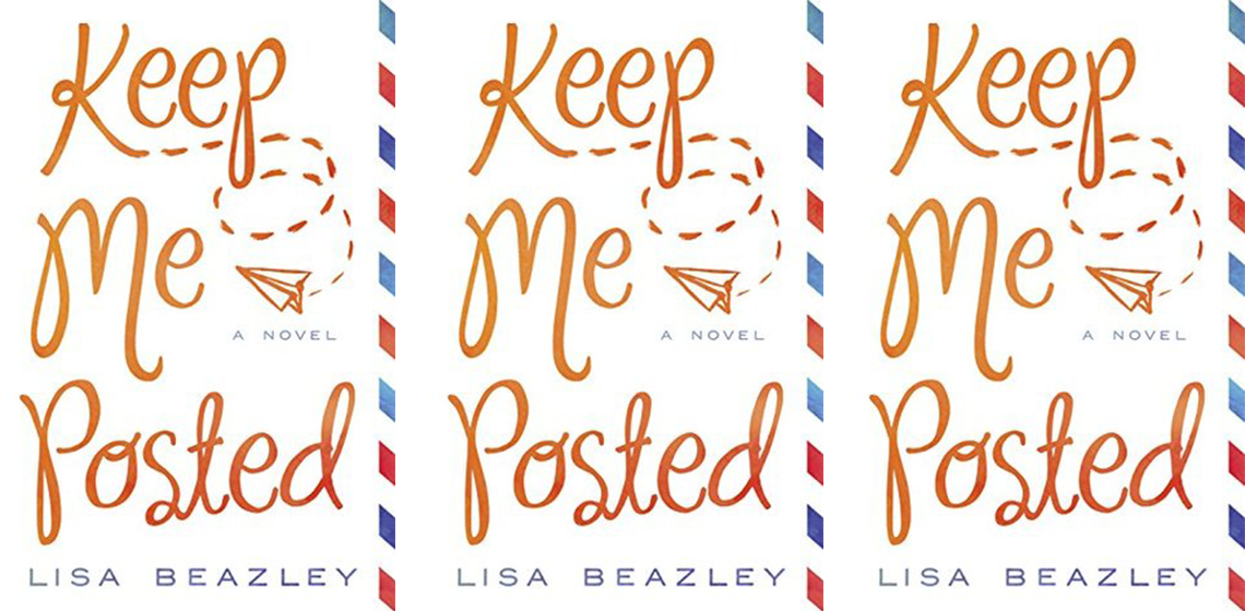 Keep Me Posted book by Lisa Beazley