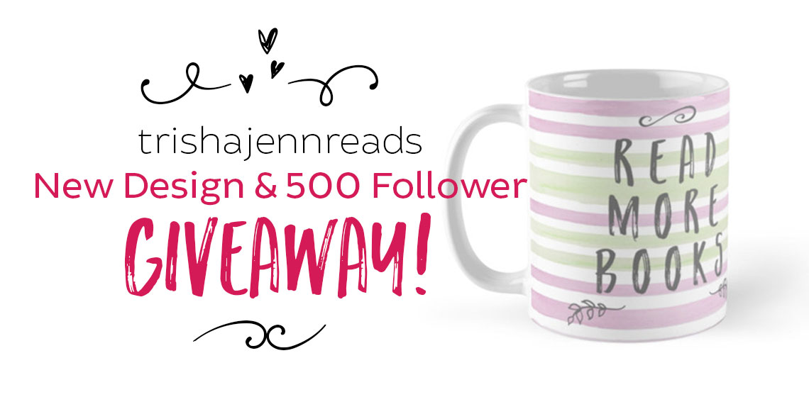 Win a mug from trishajennreads ' redbubble shop