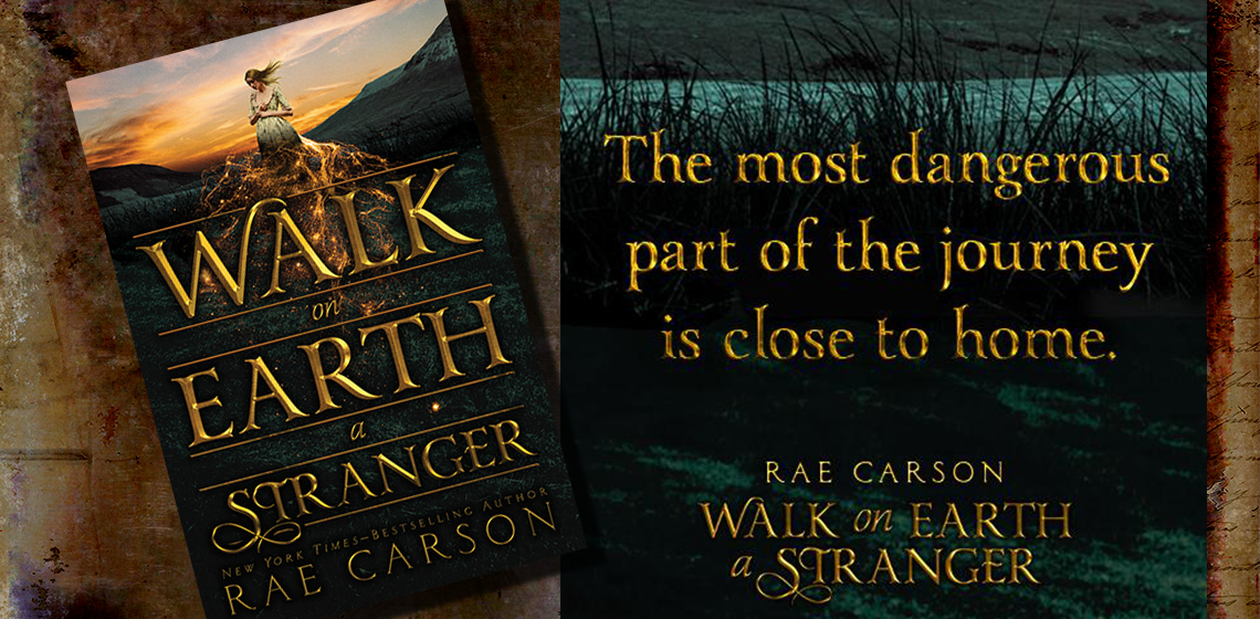 Walk on Earth a Stranger book review on trishajennreads