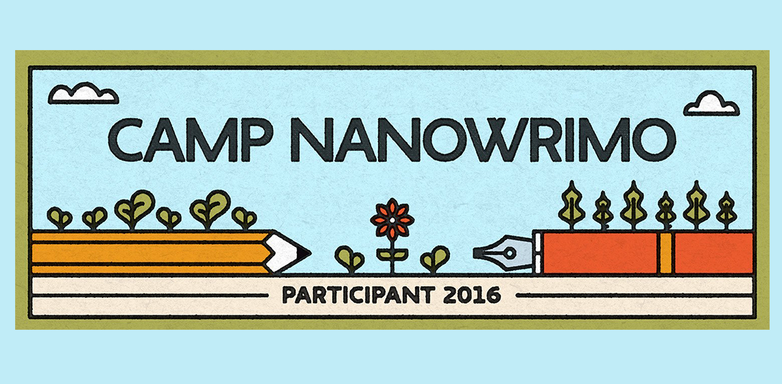 trishajennreads in Camp NaNoWriMo 2016