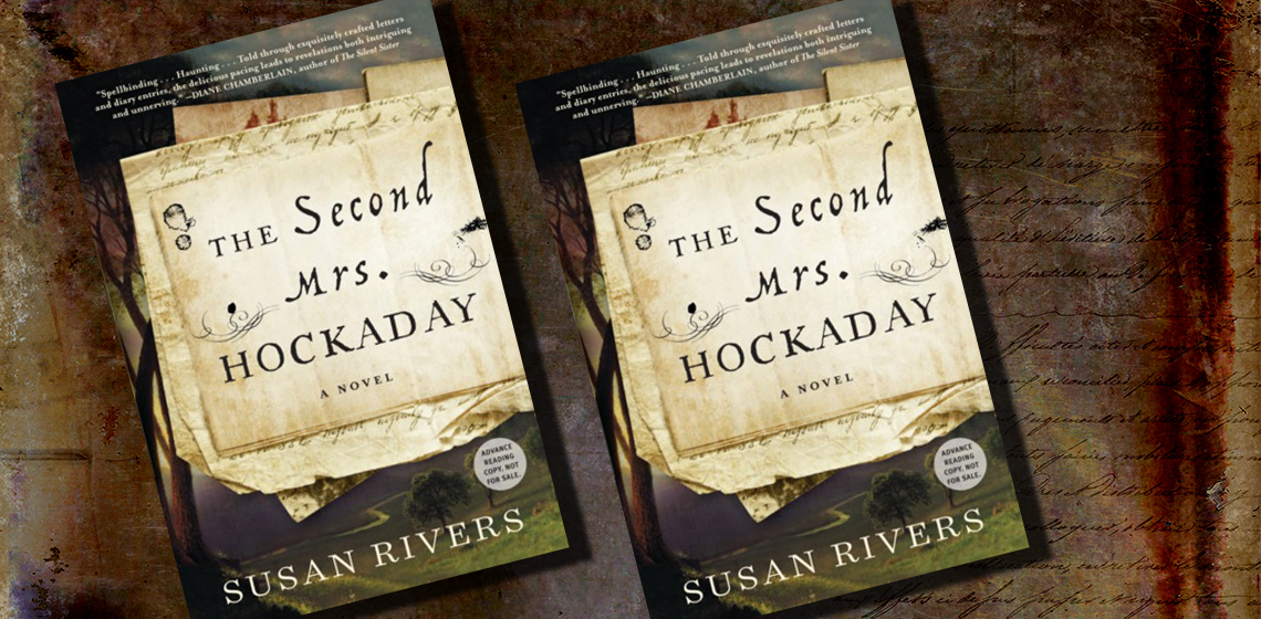 The Second Mrs Hockaday Book Review on trishajennreads