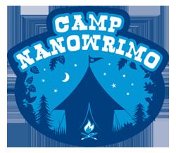 CampNaNoWriMo logo