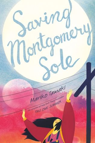 Saving Montgomery Sole book cover