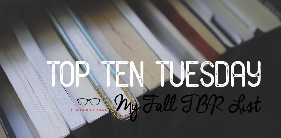tops of books | books on my TBR list | trishajennreads