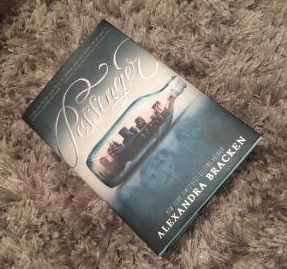 Passenger by Alexandra Bracken, Book Review on trishajennreads
