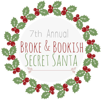The Broke and the Bookish Secret Santa