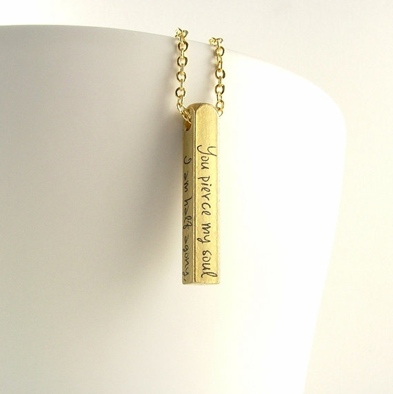 persuasion quote necklace from jezebel charms