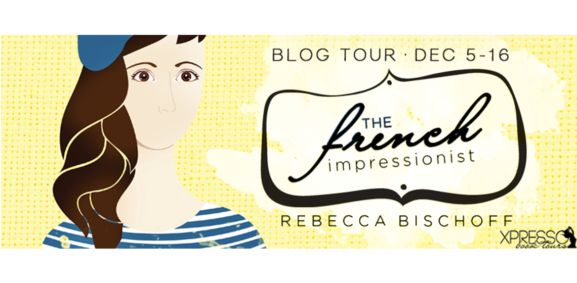 book review and giveaway - TheFrenchImpressionist