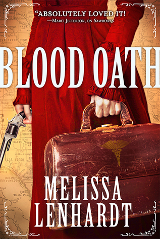 blood oath by melissa lenhardt