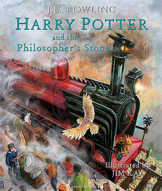 harrypotterandthephilosophersstoneillustrated