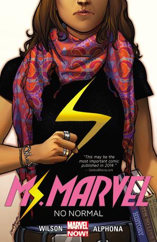 Ms. Marvel No Normal