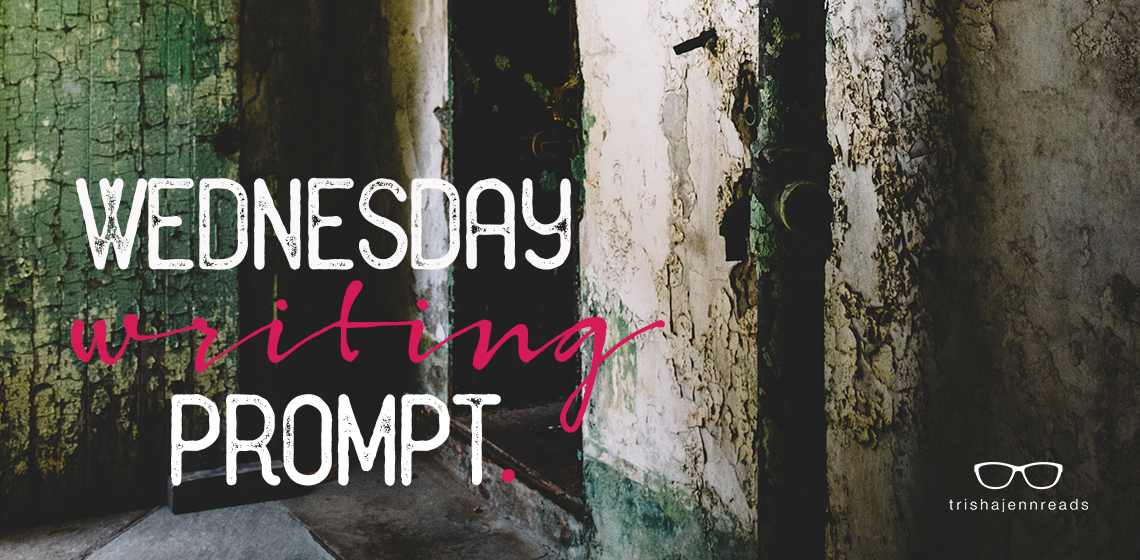 wednesday writing prompt - is that blood?