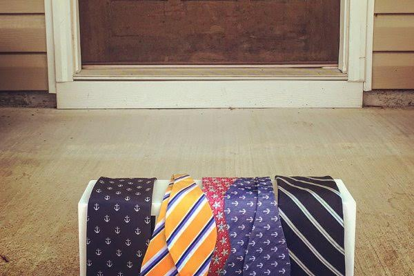 high tied ties subscription box