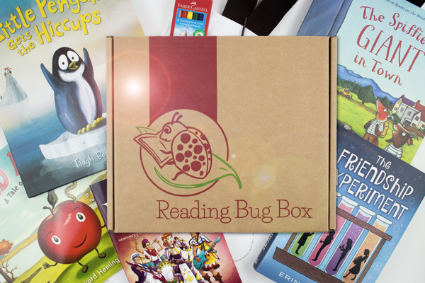 reading bug box subscription box