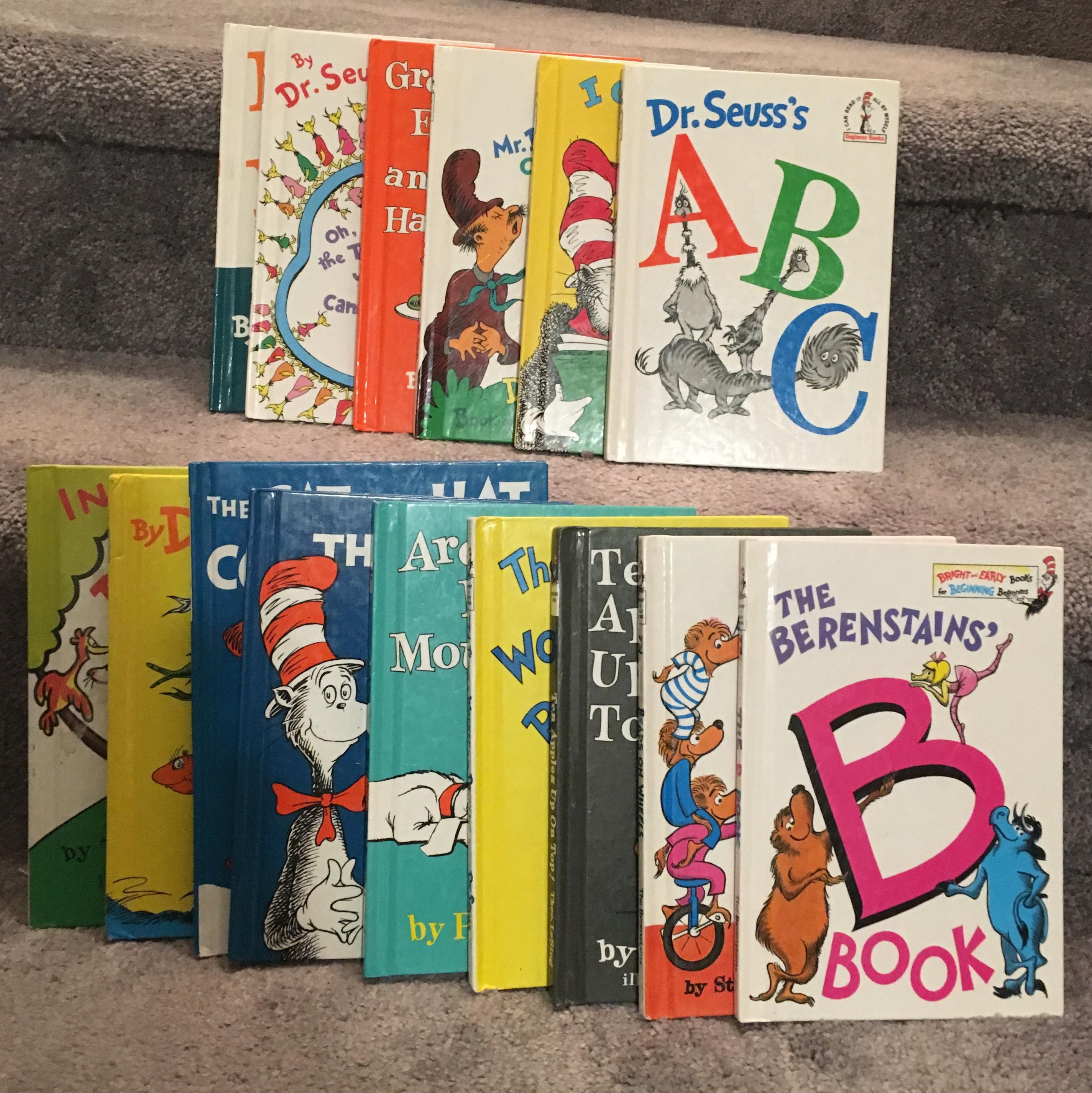trishajennreads' children's books book haul