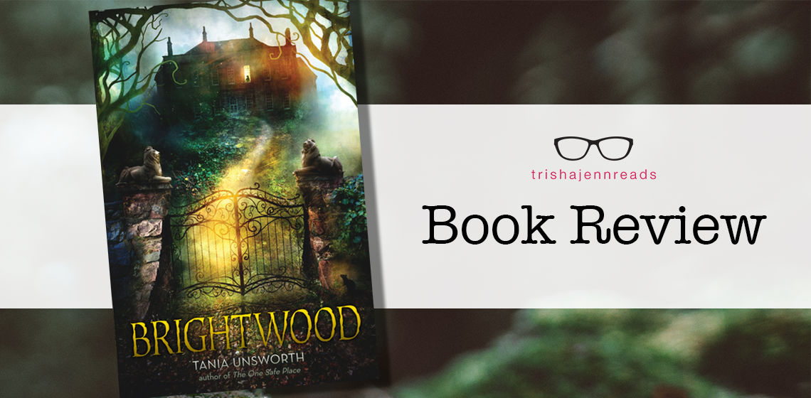 book review - brightwood - on trishajennreads