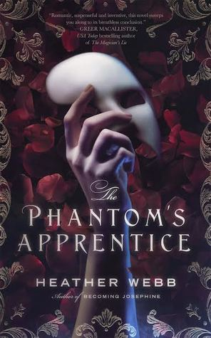 the phantom's apprentice by heather webb