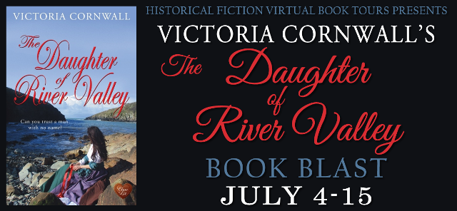 The Daughter of the River Valley Book Blast on trishajennreads.com