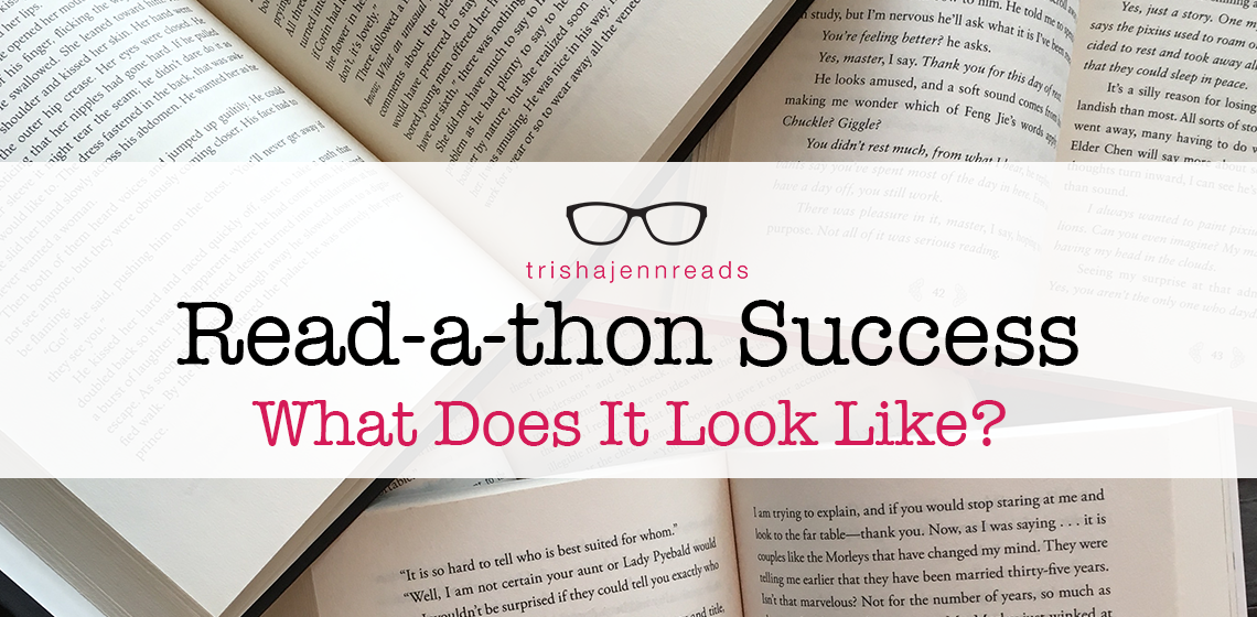 What does readathon success look like?