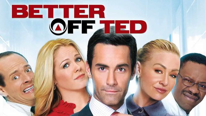 Better Off Ted cast. Credit: ABC