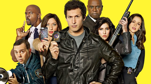 Brooklyn 99 cast