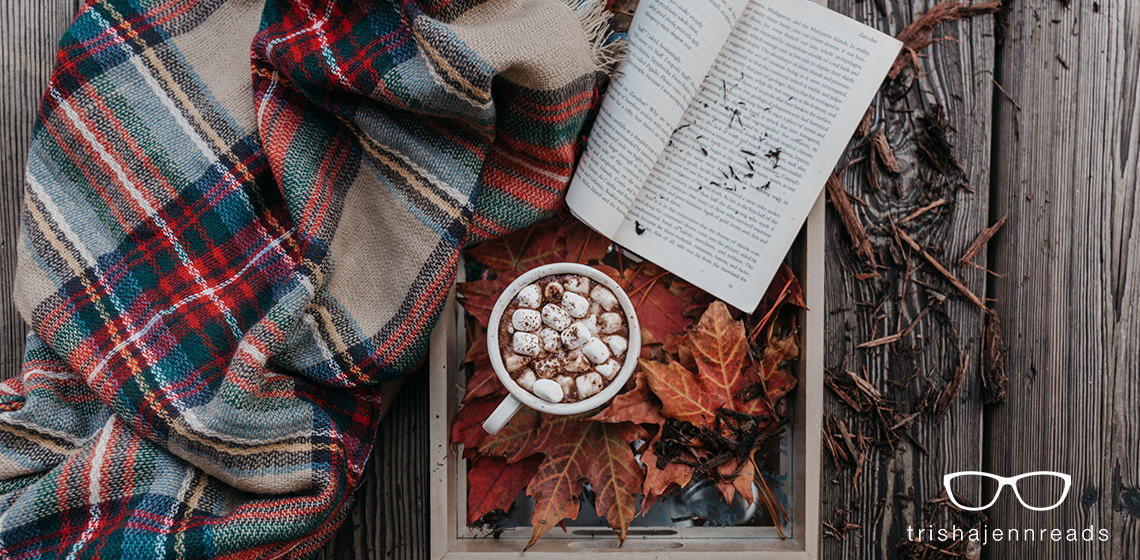 Six Books to Read in Fall 2018 on trishajennreads