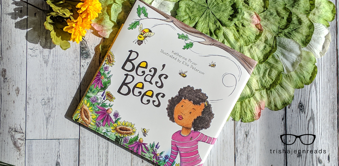 The picutre book Bea's Bees