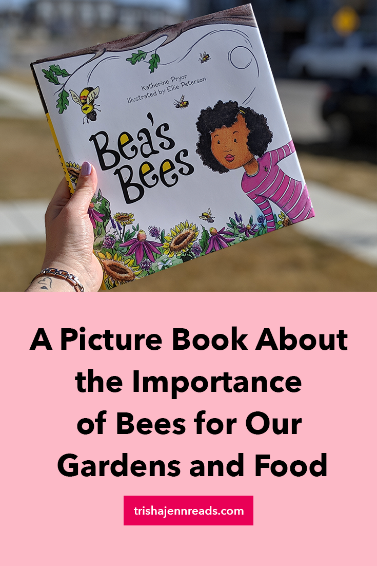 A lovely picture book about the importance of bees to gardens and food